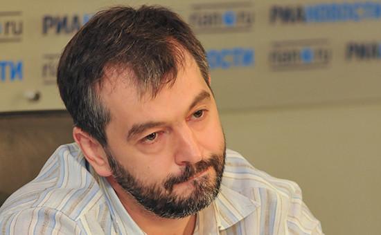 Бывший владелец банка «Пушкино» Алексей Алякин