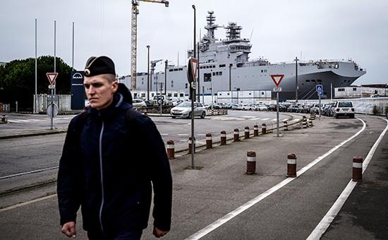 Десантный вертолетоносный корабль-док