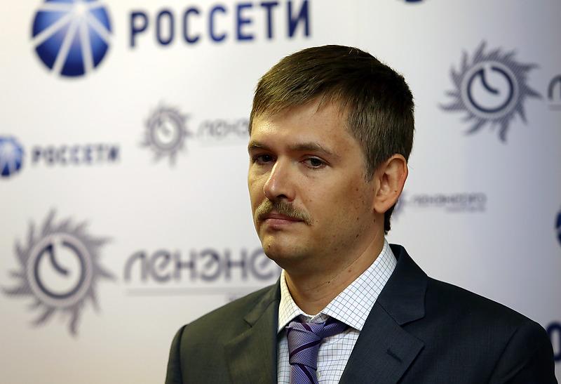 Бывший генеральный директор ОАО«Ленэнерго» Андрей Сорочинский