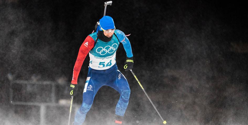 Мартен Фуркад упустил победу на Олимпиаде в Пхёнчхане