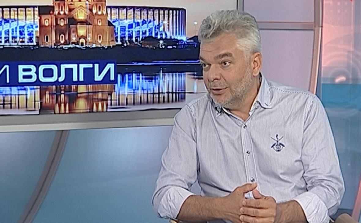 Юрий Рябиков
