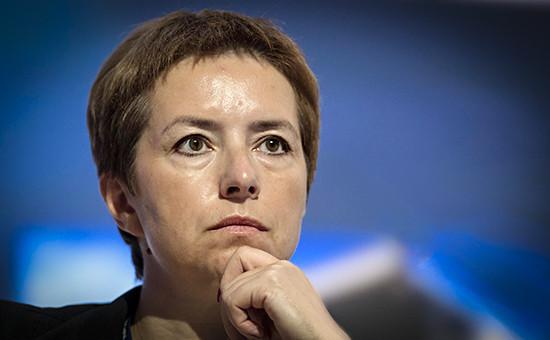 Заместитель министра экономического развития РФ Ольга Дергунова