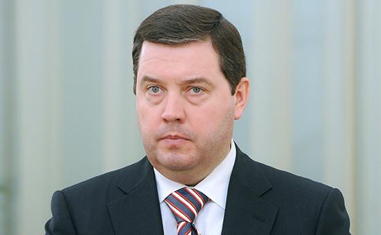 Бывший главаРосграницы ДмитрийБезделов