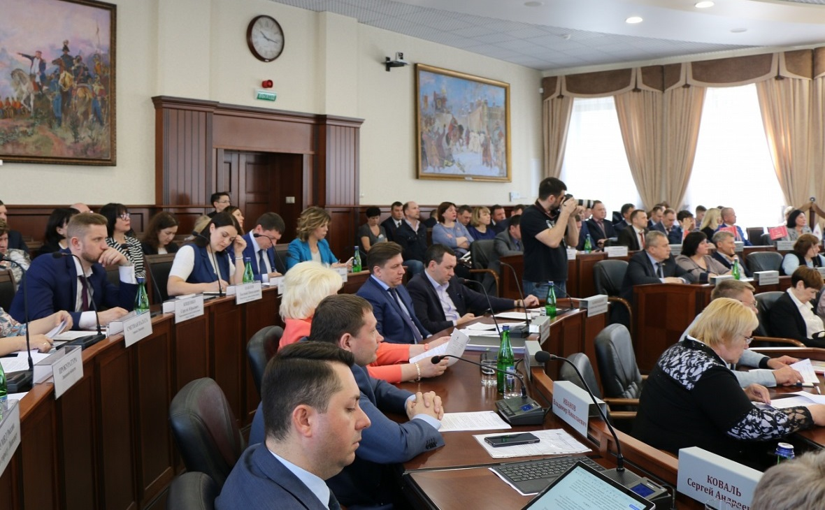 Фото: пресс-служба Липецкого городского Совета депутатов