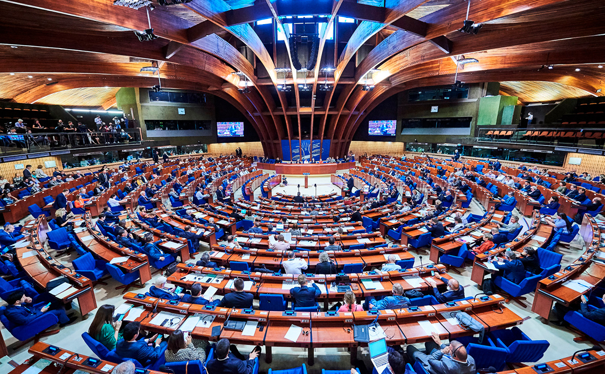Фото: Candice Imbert / Council of Europe