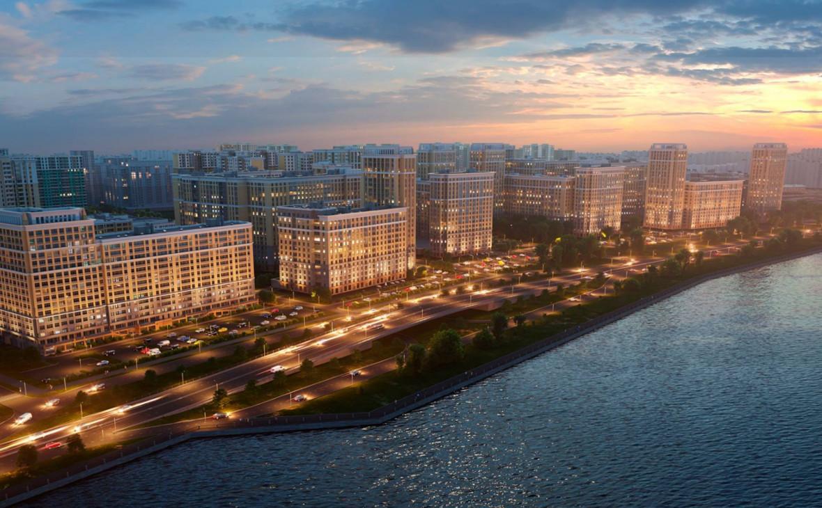 Жилой комплекс «Цивилизация», Санкт-Петербург