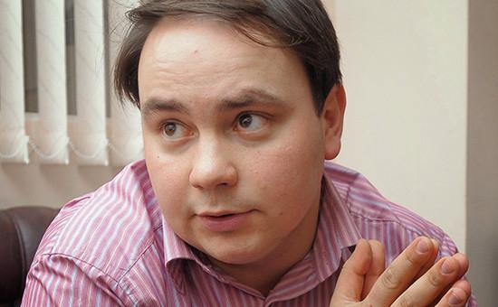 Руководитель штаба коалиции Навального в Костроме Андрей Пивоваров. Архивное фото