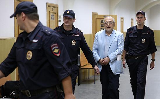 Предприниматель Левон Айрапетян. Архивное фото