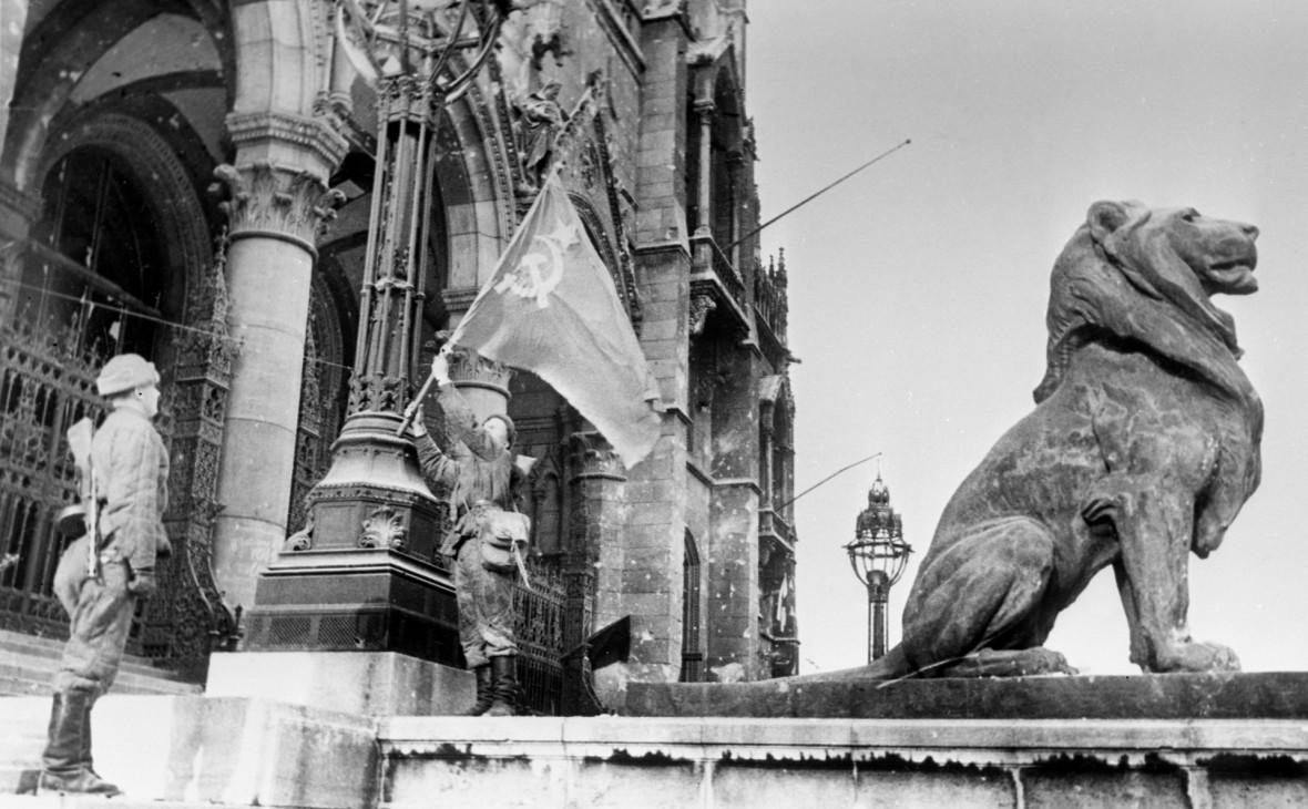 Минобороны рассекретило архивные документы об освобождении Будапешта