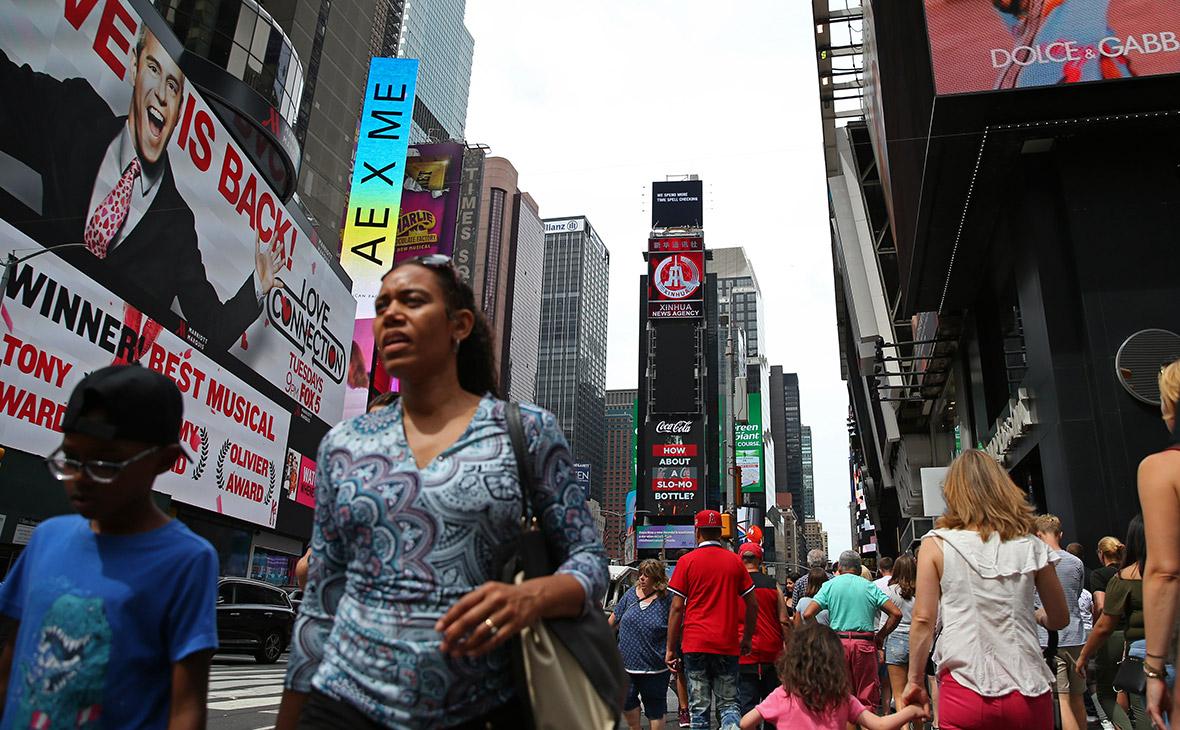 Долги американцев по кредитам установили новый рекорд