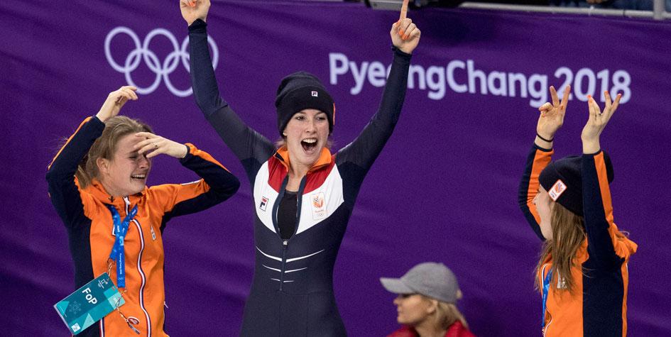 Впервые спортсменка выиграла две олимпийских медали в разных видах спорта