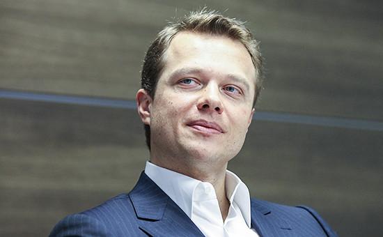 Руководитель департамента транспорта и развития дорожно-транспортной инфраструктуры Максим Ликсутов
