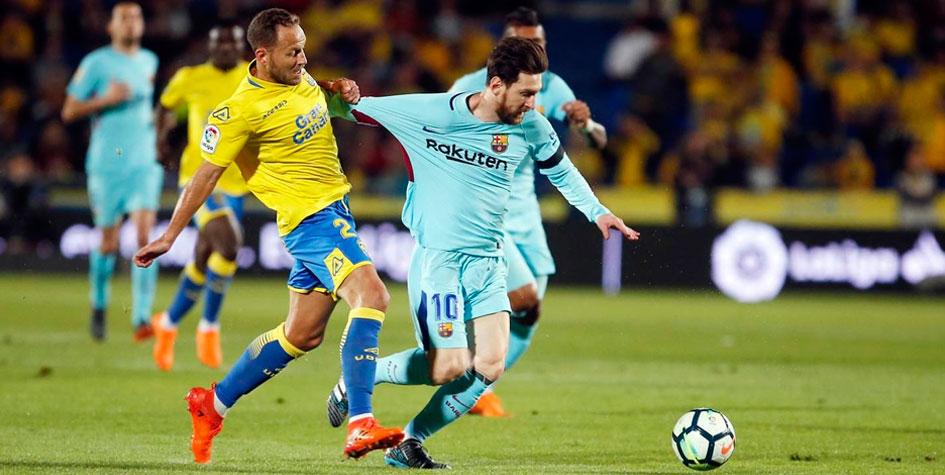Впервые за два года в ворота «Барселоны» в Примере назначили пенальти