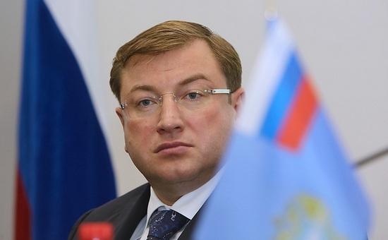 Дмитрий Михальченко, глава ХК «Форум»