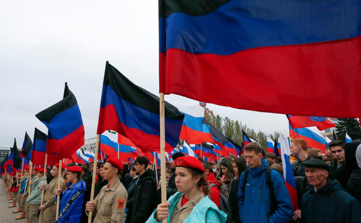 Офис Зеленского утвердил пять сценариев реинтеграции Донбасса