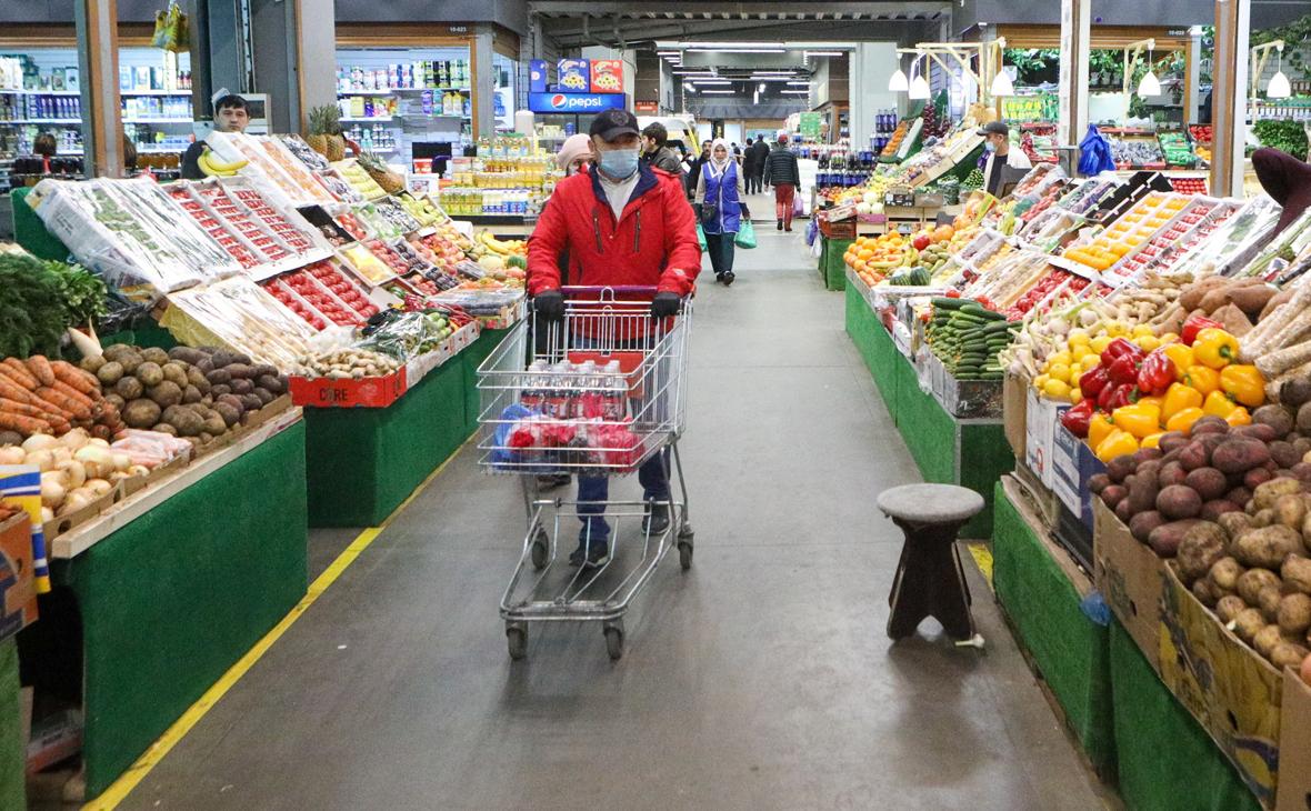 Белоусов возглавил рабочую группу по ситуации с ценами на продукты
