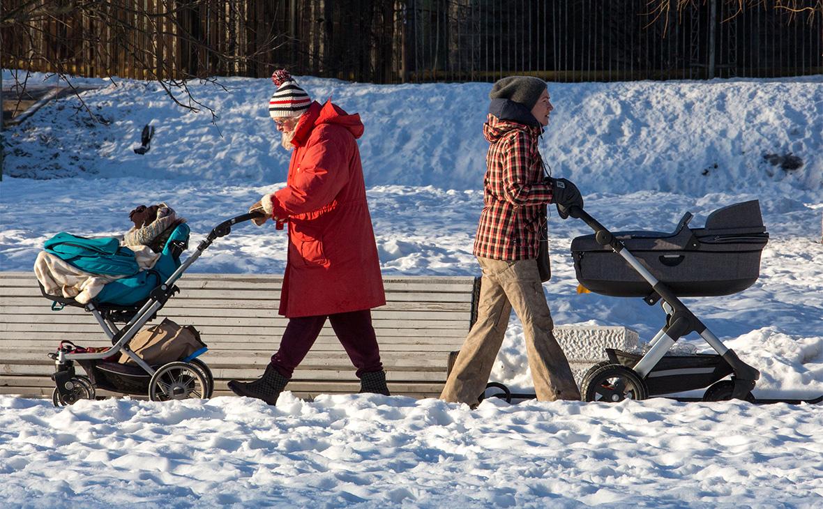 Росстат выявил самую популярную у россиян причину завести второго ребенка