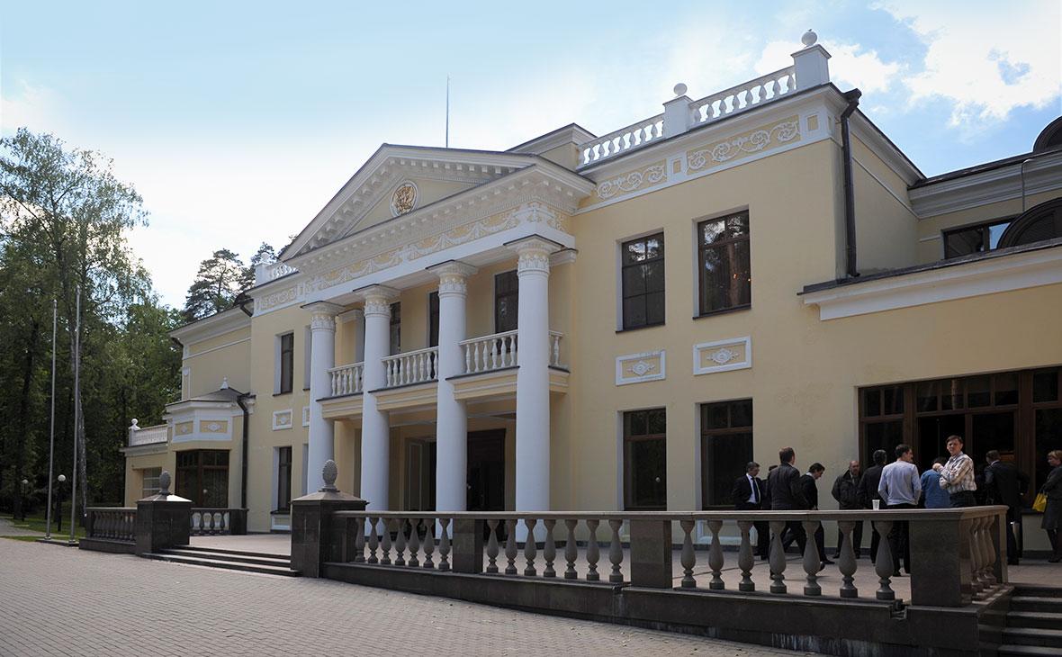 Правительственная резиденция Ново-Огарево