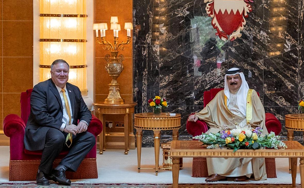 Трамп сообщил о согласии Бахрейна и Израиля нормализовать отношения