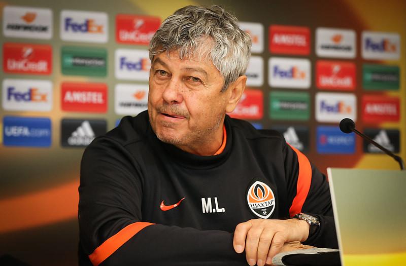 Мирча Луческу, новый главный тренер «Зенита»