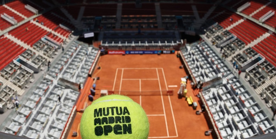 Фото: пресс-служба турнира Mutua Madrid Open