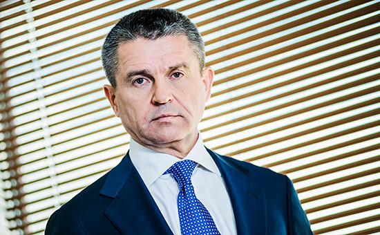 Официальный представитель Следственного комитета России (СКР) Владимир Маркин