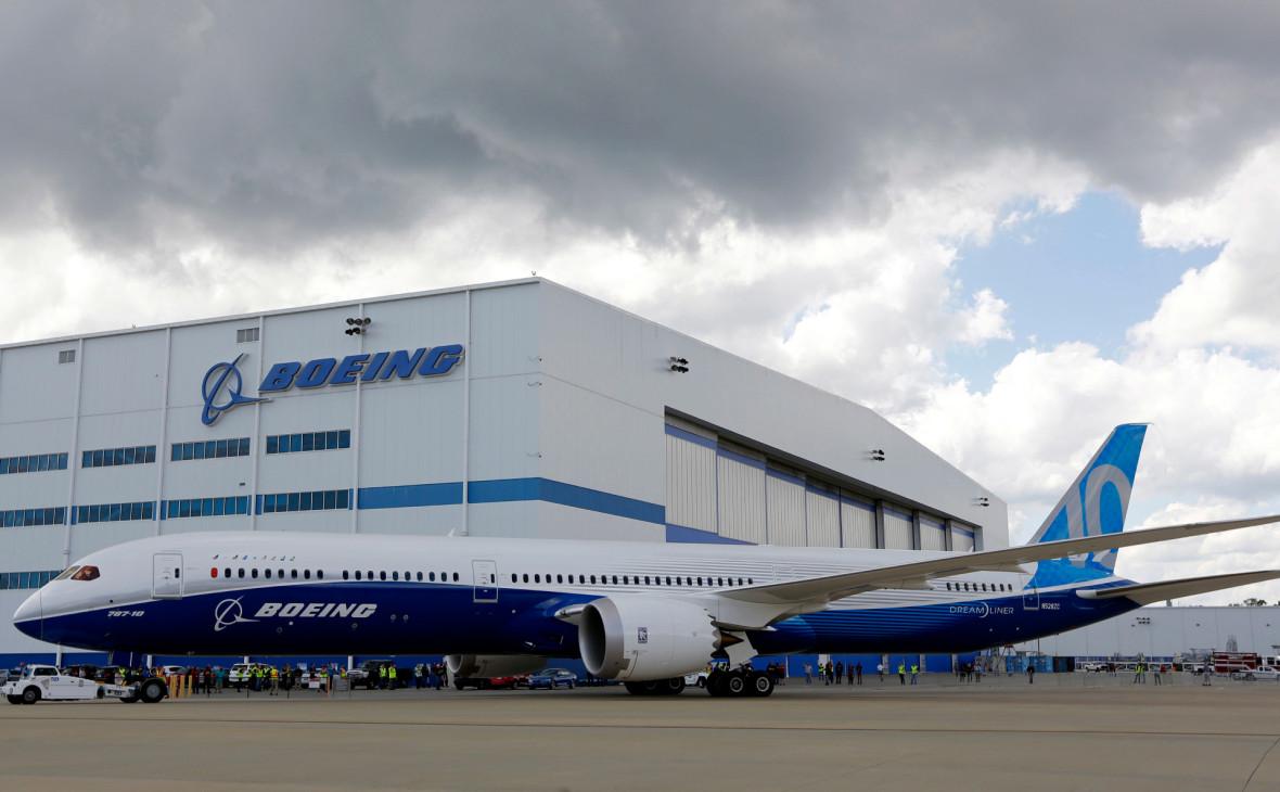 Boeing 787-10 Dreamliner