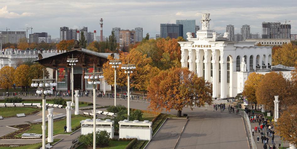 Москва согласовала строительство крупнейшего в Европе колеса обозрения