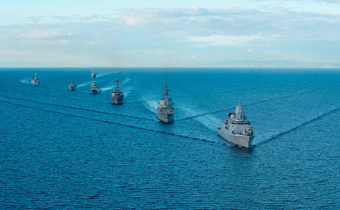 Фото: Mcs2 Justin Stumberg / U.S. Navy / ZUMA /  Global Look Pres