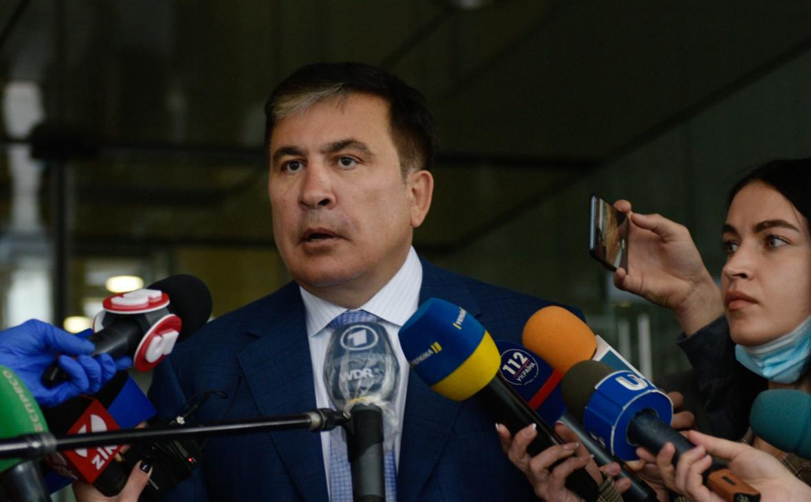 Саакашвили заявил о готовности возглавить правительство Грузии