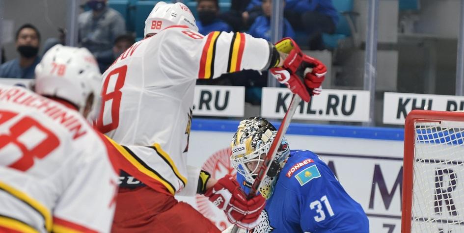 Фото:пресс-служба КХЛ
