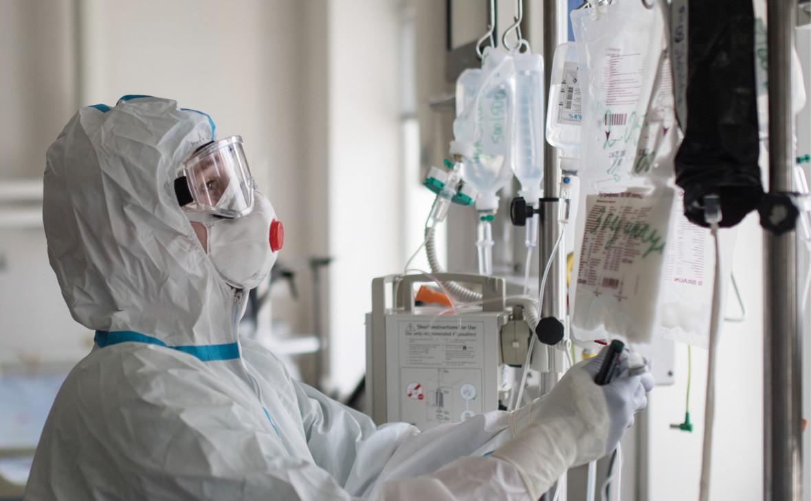 СМИ узнали о смерти работавшего в Кремле офицера ФСО из-за коронавируса