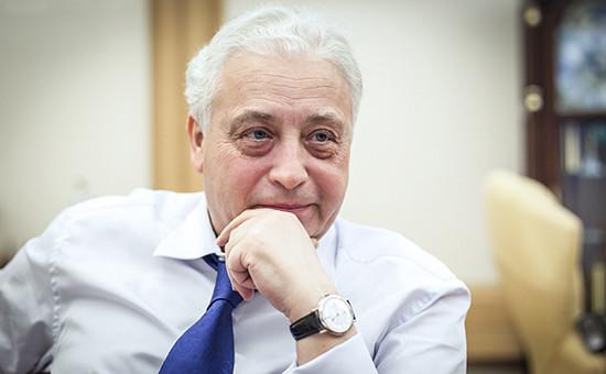 Вице-мэр по вопросам социального развития Москвы Леонид Печатников