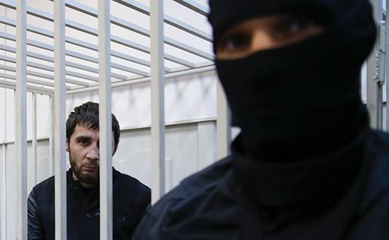 Подозреваемый в убийстве Бориса Немцова Заур Дадаев