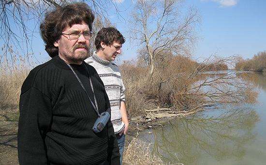 Андрей Рудомаха и Дмитрий Шевченко.