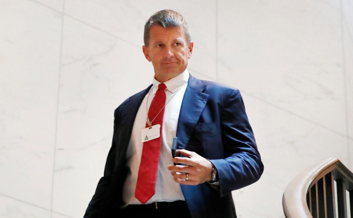 США допустили обвинение создателю Blackwater во лжи по «российскому делу»