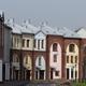 Фото: Таунхаусы Ивакино-Покровского. Малые формы большой архитектуры