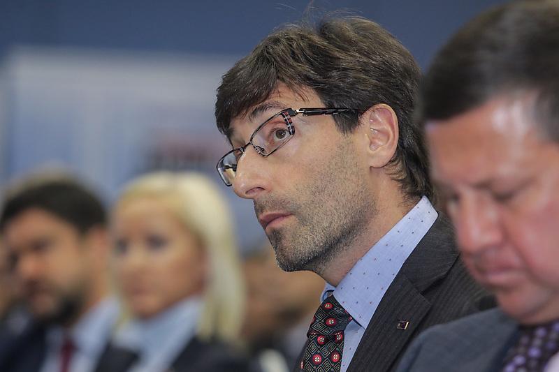 Президент группы RBI Эдуард Тиктинский