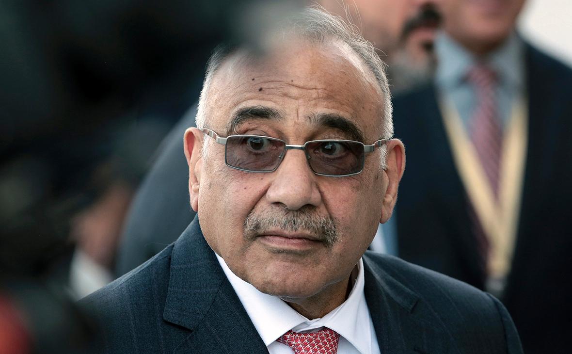 Абдель Махди