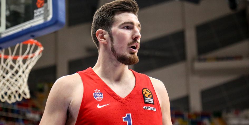 Баскетболисты ЦСКА выиграли регулярный чемпионат Евролиги