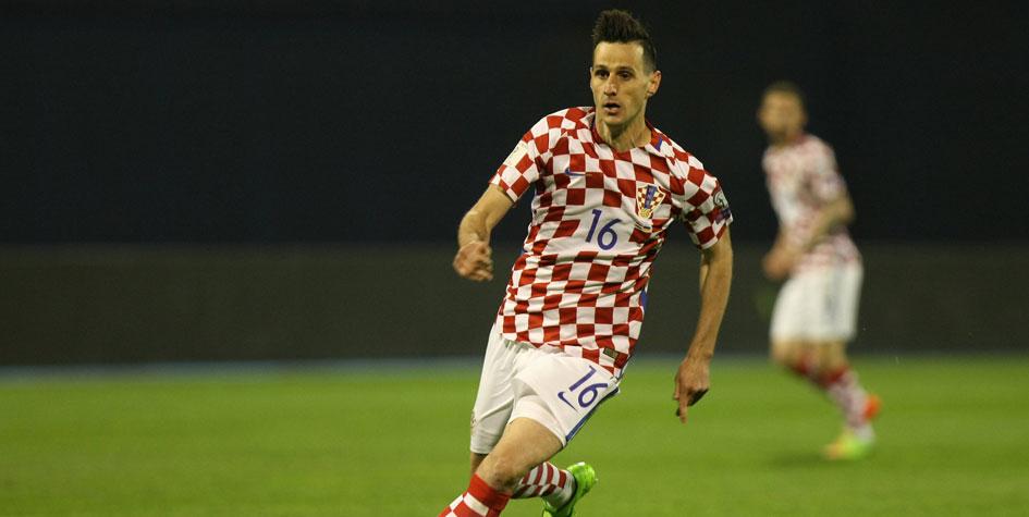 Сборная Хорватии отчислила отказавшегося выйти на замену игрока