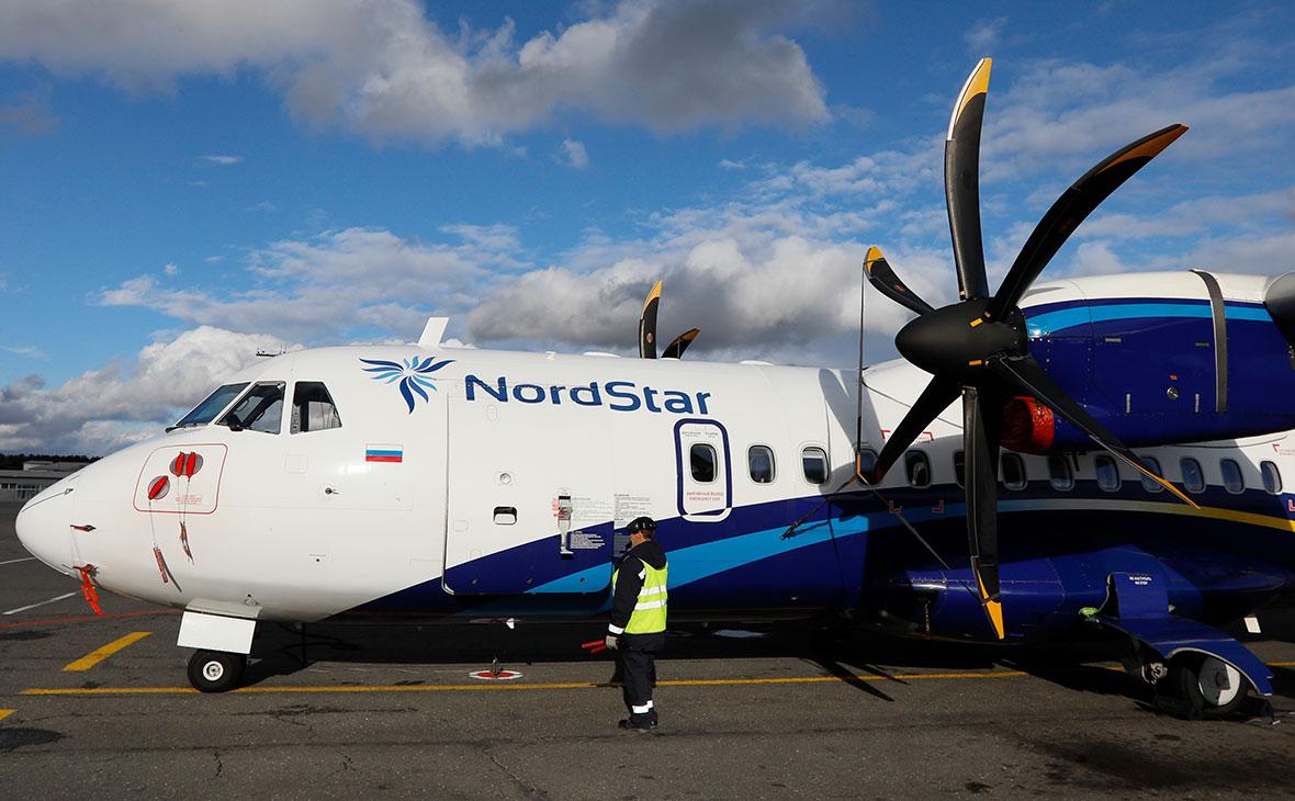 Пассажирский самолет ATR 42