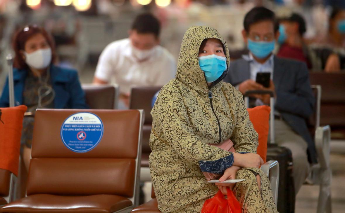 Фото: Hau Dinh / AP