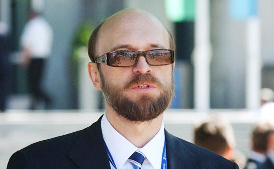 Бывший владельц Межпромбанка Сергей Пугачев