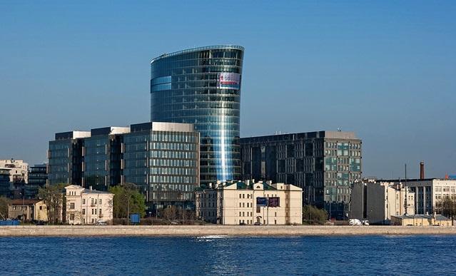 Головной офиса банка «Санкт-Петербург»