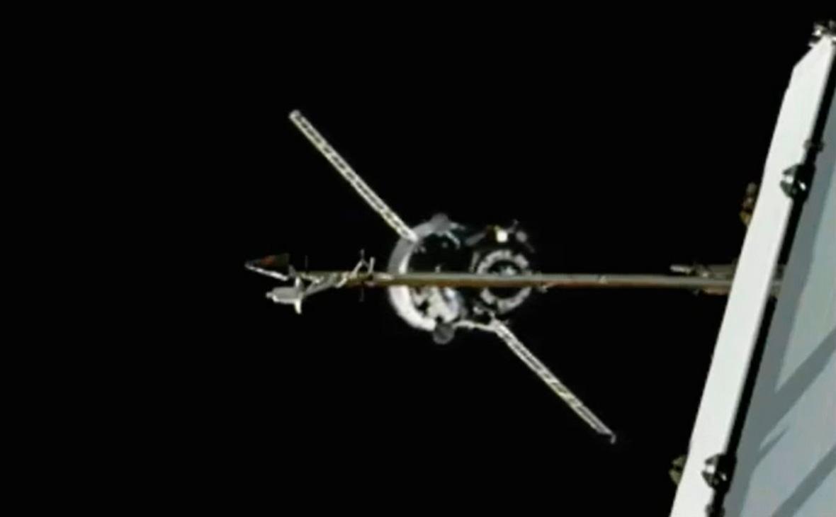 Грузовой корабль «Прогресс МС-14»