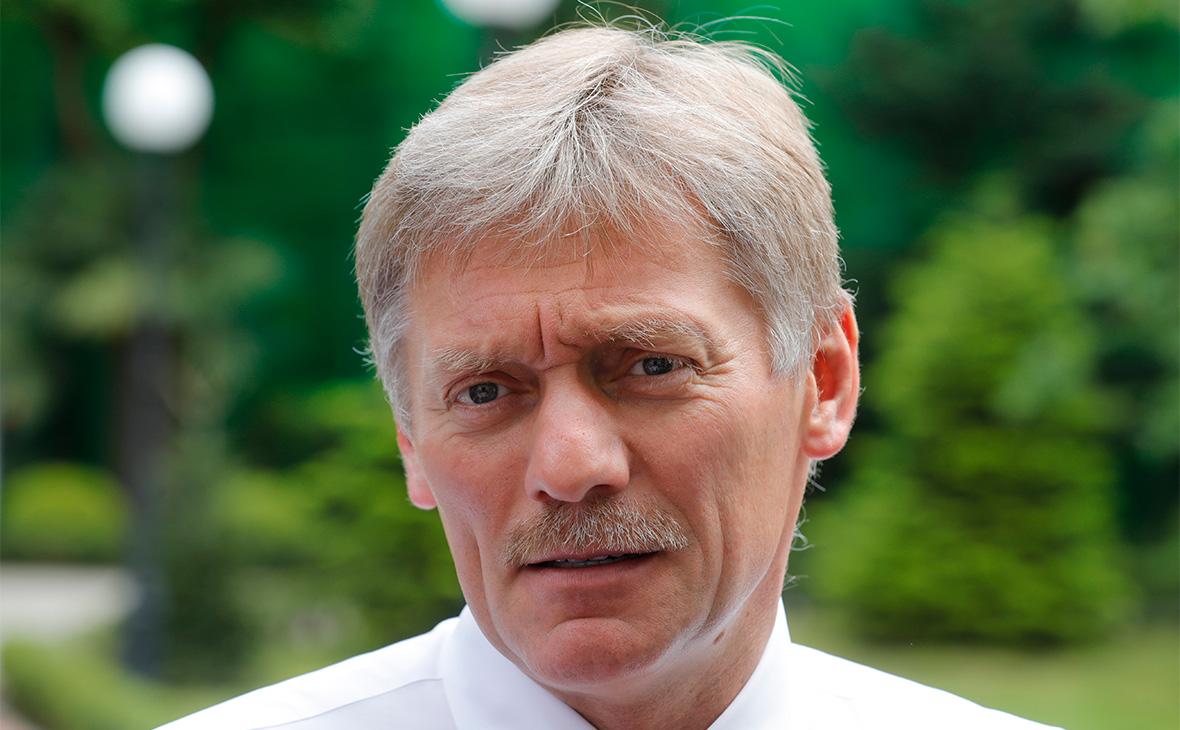 Песков назвал странной историю с «убийством» и «воскрешением» Бабченко