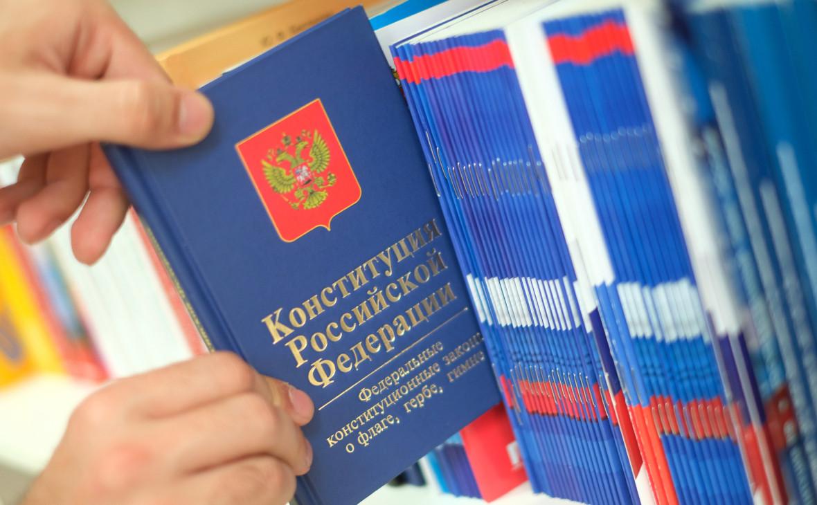 СМИ узнали о переносе голосования по Конституции на июнь из-за вируса