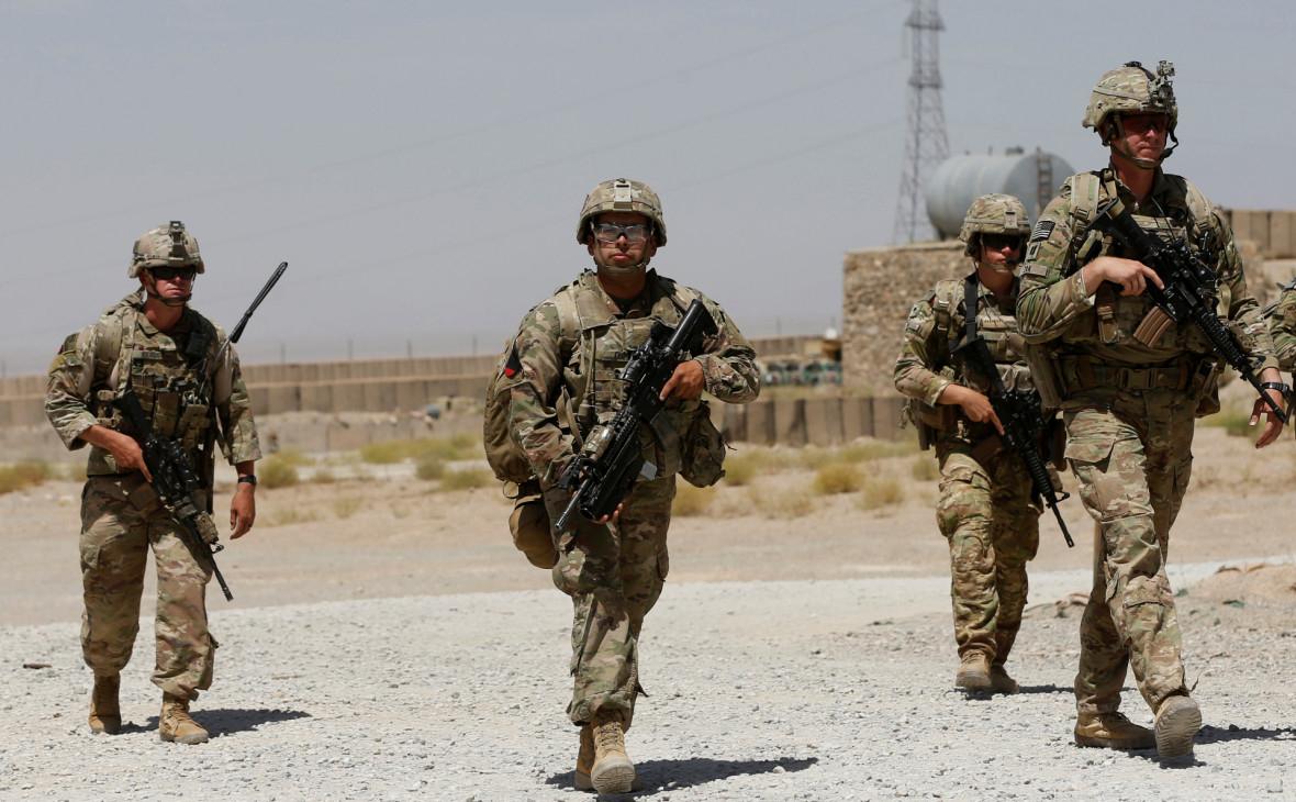WP сообщила о гибели военных США из-за «сговора» России и талибов