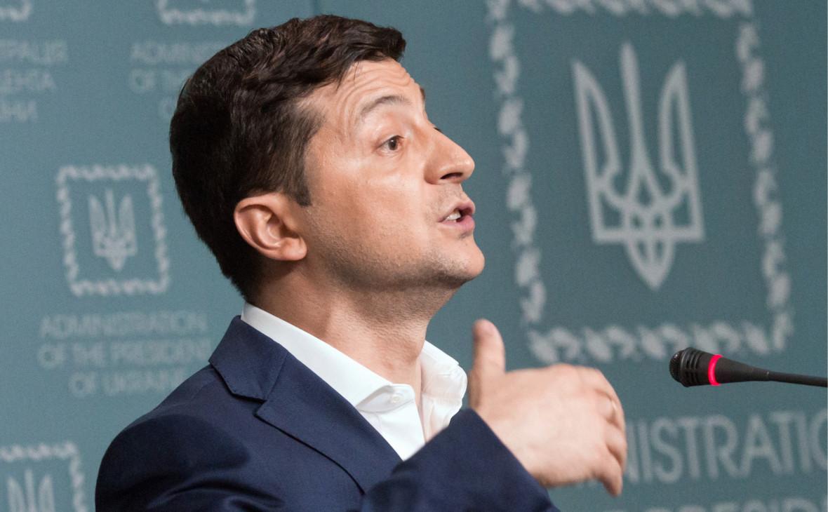 Зеленский назвал единственное решение проблемы «Северного потока-2»